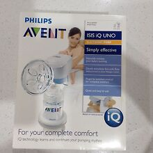 Philips Avent Electronic Breast Pump Leanyer Darwin City Preview
