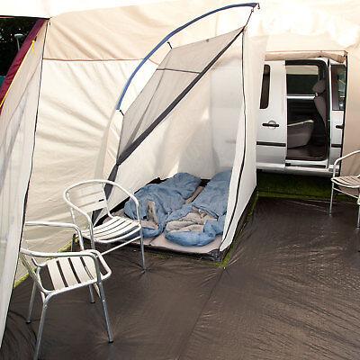 skandika Camper Tramp Bus-Vorzelt Tunnelbuszelt Camping 1x Kabine Neu
