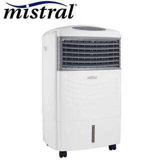 Mistral 10L Evaporative Air Cooler with Remote Control Thornleigh Hornsby Area Preview