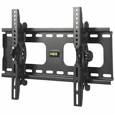 VonHaus Wall Mount TV Bracket Slim Tilt Flat 23 to 37 inch LCD LED PLASMA TV Lcd Tv Flat Wall Mount