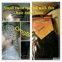Omg Braids available everyday...Book today