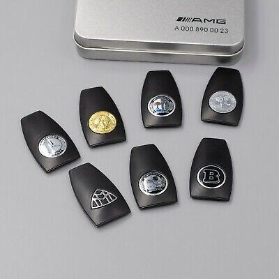 Logo Key Fob (Mercedes Benz Key FOB Back Cover Badge OEM A0008900023 AMG/Maybach Logo )