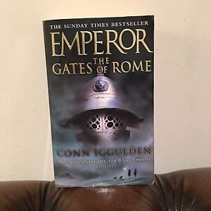 Conn Iggulden - Emperor The Gates of Rome book Epping Ryde Area Preview