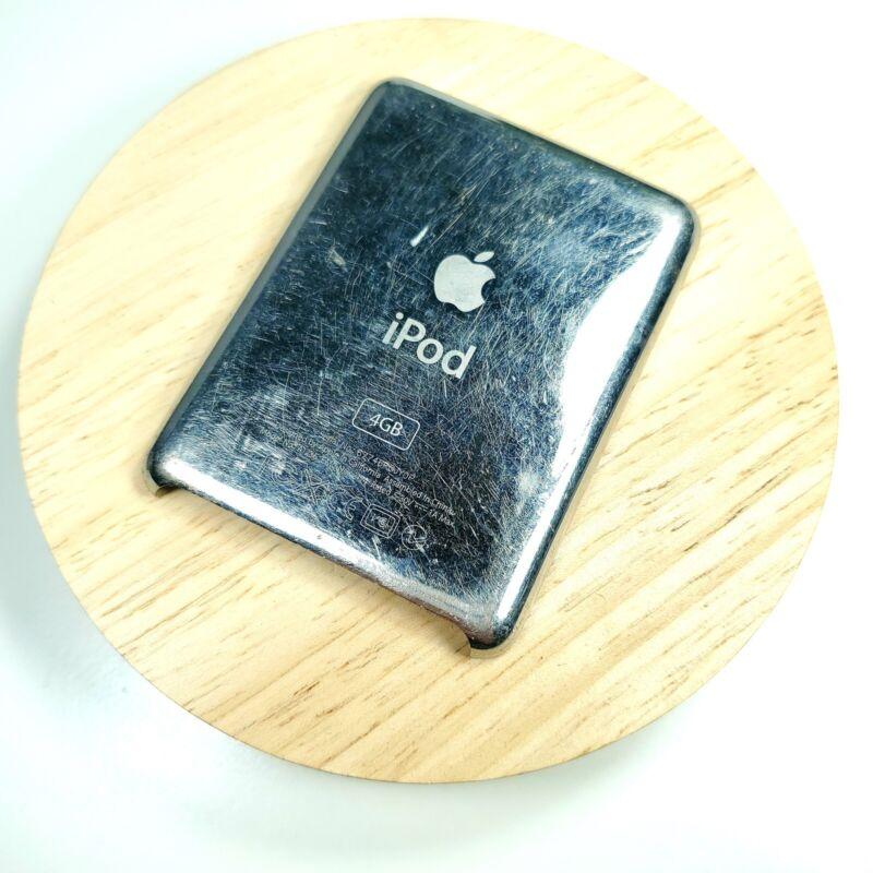 For iPod Nano 3 4GB 8GB back cover iPod Nano 3rd 4GB 8GB back case replacement