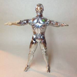 1986 SILVERHAWKS QUICKSILVER ACTION FIGURE