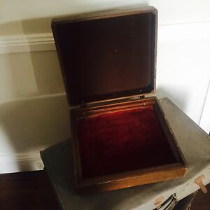 HMV Gramophone Case Greta Cessnock Area Preview
