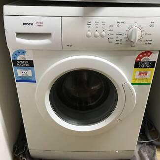 washing machine bosch in sunshine coast region qld washing rh gumtree com au Bosch Front Load Washing Machine bosch maxx classic front loader manual