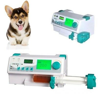 Fda Veterinary Vet Injection Infusion Syringe Pump With Alarm Kvodrug Library