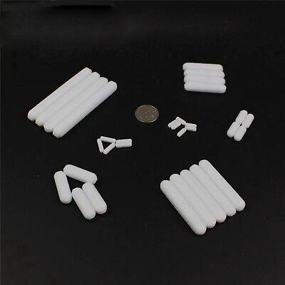 C Type Stirrer Bar 5 To 70mm Ptfe Teflon Coated Magnetic Lab Stirring Tool