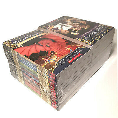 NEW 27 SEALED Magic Tree House MERLIN MISSIONS Book Set Lot Books Treehouse Gift