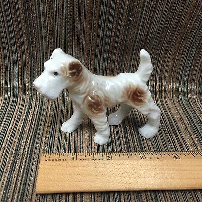 VTG Porcelain Dog Figurine - Terrier