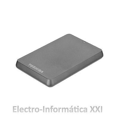 MINI HDD DISCO DURO EXTERNO TOSHIBA 1TB CANVIO BASIC 2.5