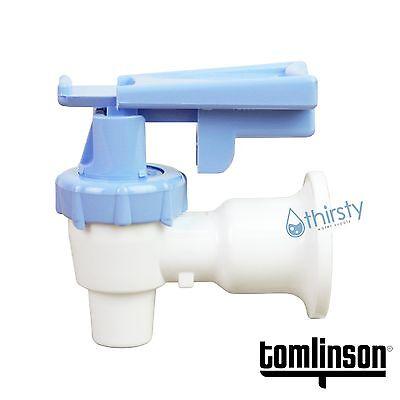 Sunbeam Water COOLER Spigot Faucet Dispenser Valve BLUE Tomlinson Safety Lock