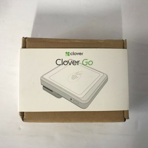 Clover-Go RP457c Contactless + Chip + Swipe Card Reader BRAND NEW 2-B-404
