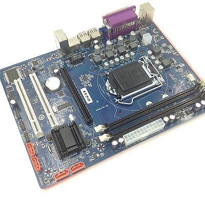 1156 Support (Intel H55 Micro ATX Computer Motherboard VGA HDMI Support LGA 1156/Socket H NEW)