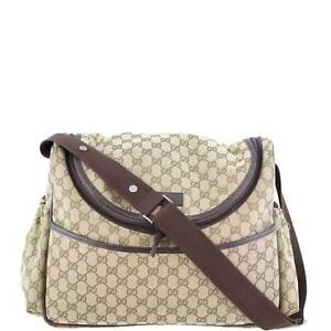 9a085fc02685 Authentic Gucci GG Supreme Diaper Bag | Bags | Gumtree Australia ...