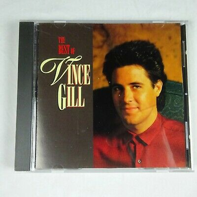 Vince Gill CD The Best of Vince (The Best Of Vince Gill)