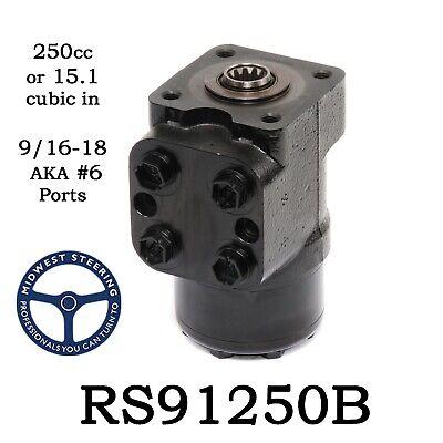Rock Crawler Hydraulic Steering Valve - 15.1 Cid Non Lr Rs91250b 6 Ports