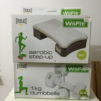 Nintendo wiifit accessories  Sunnybank Brisbane South West Preview