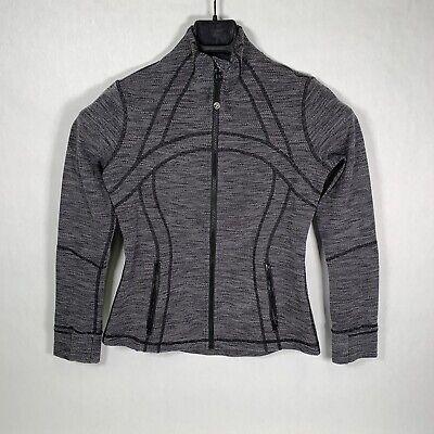LULULEMON Define Jacket HEATHER GREY size 6
