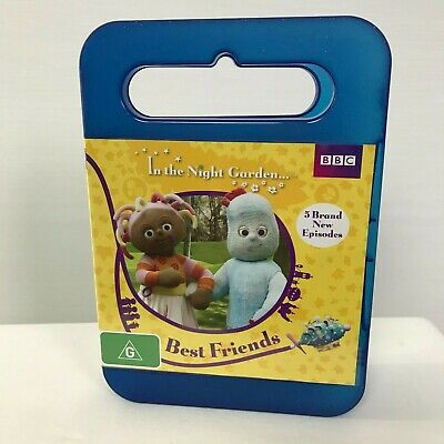 In the Night Garden... Best Friends DVD BBC Kids TV Series R4 PAL
