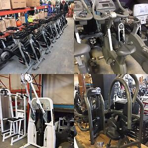 NEW INVENTORY: Strength sets, cardio equipment BLOWOUT!!