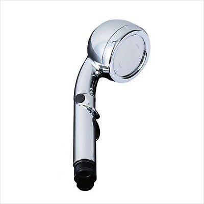 NEW Omco JustMe Series Amane Shower Head Stop Lever Chrome Plating With Tracking