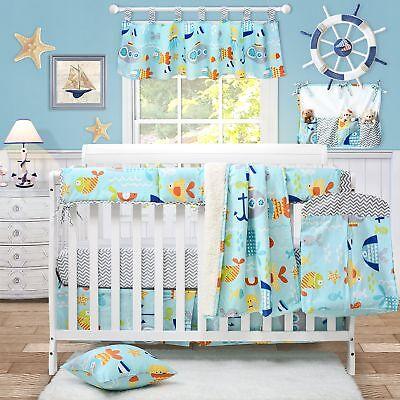 nautical bedding for baby boy crib bedding