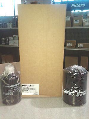 Case 70xt 90xt 95xt Skid Steer 250 Hour Filter Kit - Oem