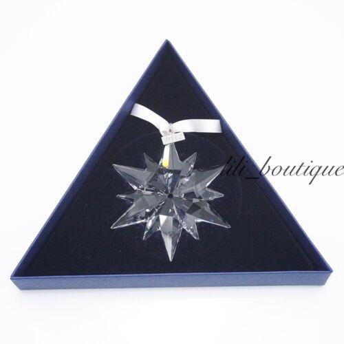 NIB Swarovski 5257589 Limited Edition Annual 2017 Christmas Ornament Crystal $79