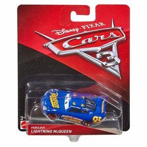 Disney/Pixar Cars 3 Fabulous Lightning McQueen As Hudson Hornet Diecast Vehicle.