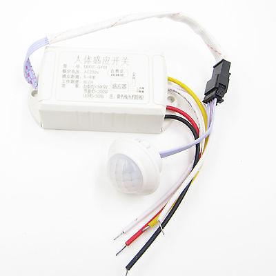 Ir Infrared Body Sensor Module Intelligent 220v Light Motion Sensing Switch