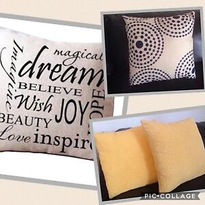 Cushion covers $5 each South Tamworth Tamworth City Preview