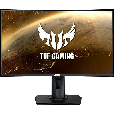 ASUS TUF Gaming VG27WQ 27 inch LED 1ms Gaming Curved Monitor - 2560 x 1440, 1ms