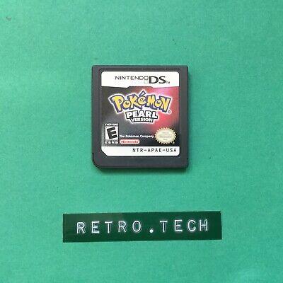 Pokemon Pearl Version (Nintendo DS)