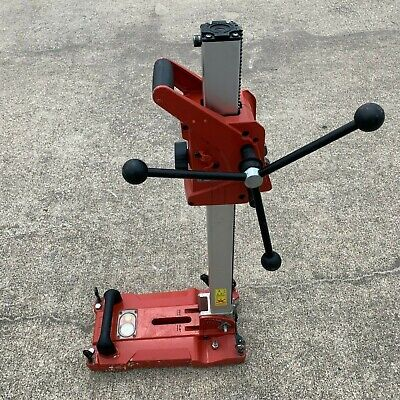Hilti Dd150-u Wet Dry Diamond Core Drill Dd-st 150-u Drilling Stand Base