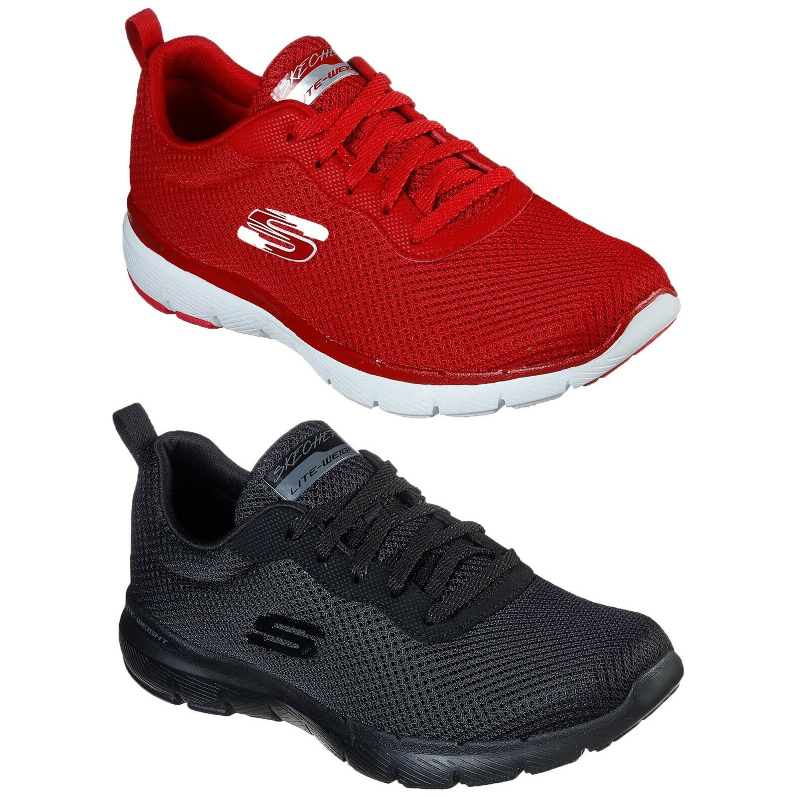 Womens Skechers 13070 Flex Appeal 3.0 First Insight Athletic Sport Walking Shoes