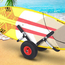 Surfboard trolley Foldable Surfboards Cart Rolling Cart SUPs Easy Transport