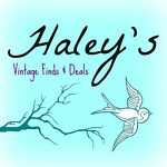 Haley's Vintage Finds & Deals
