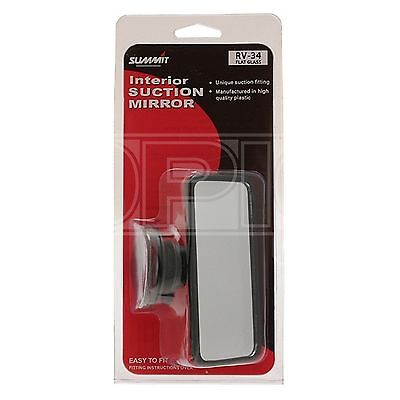 Summit Rear View Mirror   Suction Pad   Small
