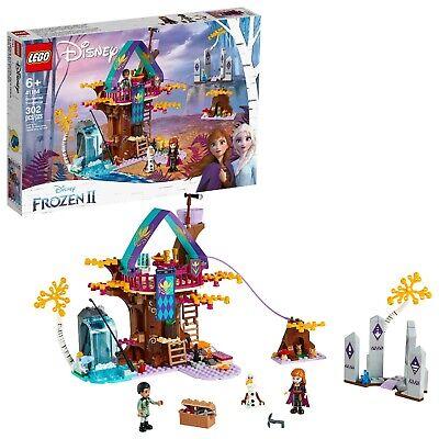 LEGO Disney Frozen II Enchanted Treehouse 41164 Toy Building Kit 302 Pcs SEALED