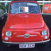1969 Fiat 500F Sedan with sunroof Clear Mountain Pine Rivers Area Preview