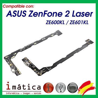 FLEX DE CARGA PARA ASUS ZENFONE 2 LASER ZE600KL ZE601KL PLACA USB...