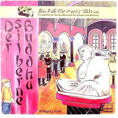 Ecke, Wolfgang. Der silberne Buddha. LP 1977. Disneyland Records DQ 9417