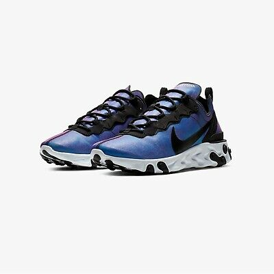 Nike React Element 55 Premium Laser Fuchsia (UK 10.5/US 11.5/EU 45.5) BQ9241...