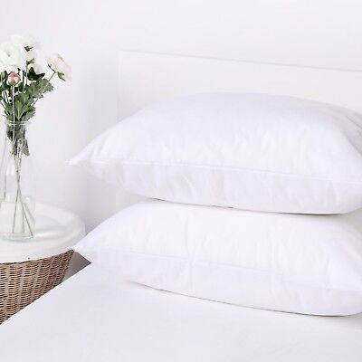 Pillow Protector Polypropylene Water Stain Resistant King Si