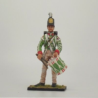 Nap 39 Drummer 87th regiment of Foot, Cold Steel Miniatures