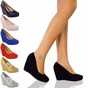 LADIES-WOMENS-LOW-MID-HIGH-HEELS-PLATFORMS-WEDGES-PUMPS-WORK-COURT-SHOES-SIZE