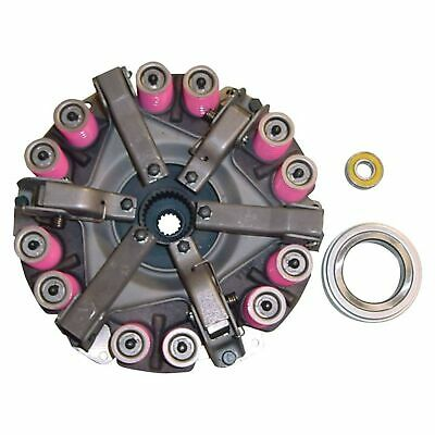 Two Stage 9 Double Clutch Kit For Ford Tractor 660 661 701 801 860 861 901 960