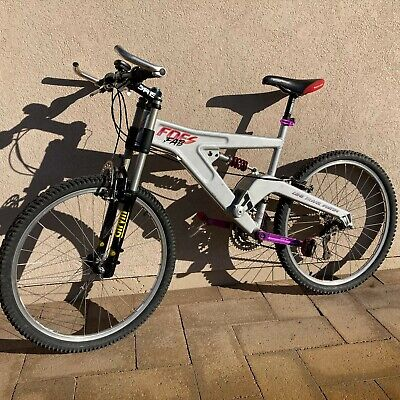 """Details about  /2003 GT i-Drive Mtn Bike Frame Large L Main Triangle Only Parts DH FR 1 1//8/"""" 26"""